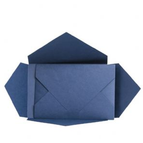 Elite Navy Blue Wallet Kit